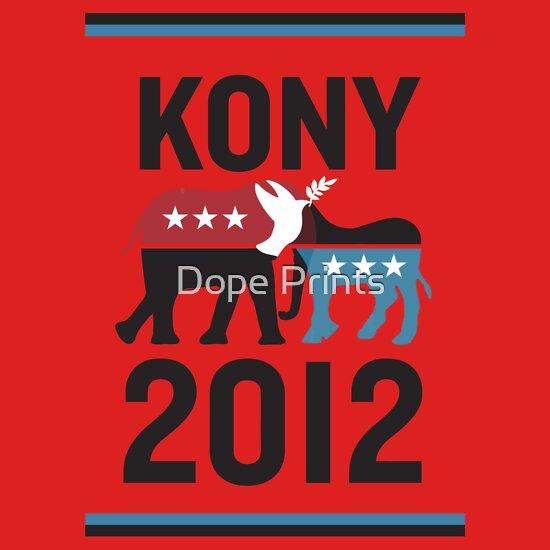 TShirtGifter presents: KONY 2012 - Poster Design v2 [HQ]