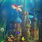 The Mermaid by Vanessa Barklay