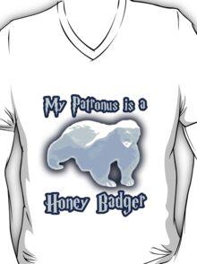 My Patronus is a Honey Badger T-Shirt
