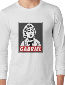 Gabriel - Little Boy Long Sleeve T-Shirt