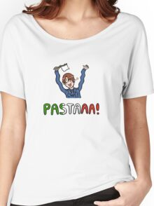 PASTAAA! Women's Relaxed Fit T-Shirt