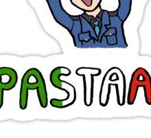 PASTAAA! Sticker