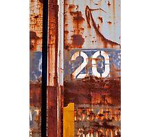 2 0 Photographic Print