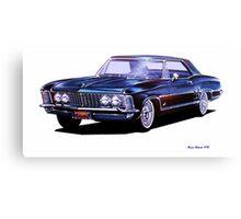 1963 Buick Riviera Canvas Print