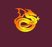 Orange Dragon Unisex T-Shirt