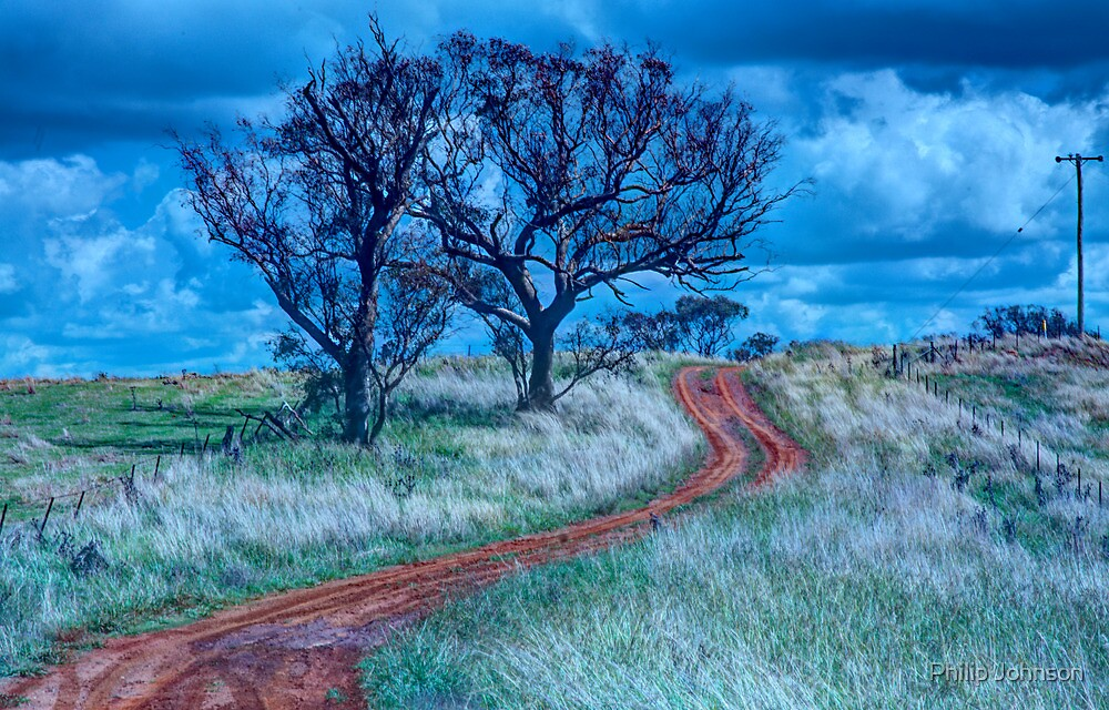 The Journey - Cootamundra, NSW - The HDR Experience by Philip Johnson