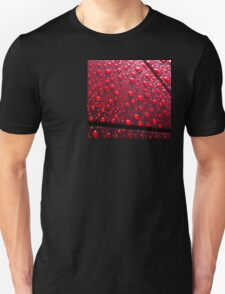 Drops on red.... T-Shirt