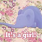 It's a girl by Koekelijn
