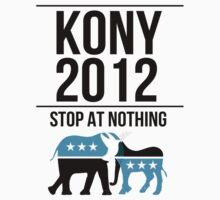 KONY 2012 STOP HIM by Yohann Paranavitana