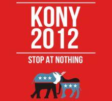KONY 2012 by Yohann Paranavitana