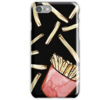 French Fries are awesome  iPhone Case/Skin
