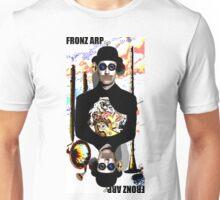 Fronz Arp - Robot Bowler Hat Guy Unisex T-Shirt