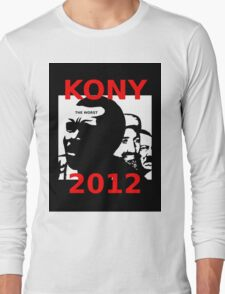 KONY 2012 Stop the Madness Long Sleeve T-Shirt