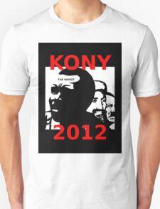 KONY 2012 Stop the Madness Unisex T-Shirt