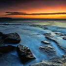 Dee Why Rocks by Arfan Habib