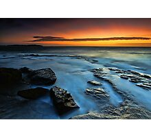 Dee Why Rocks Photographic Print
