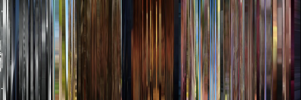 Moviebarcode: Sequence from Up (2009) by moviebarcode