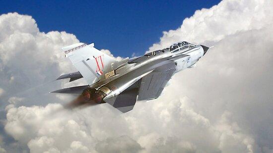 Royal Air Force Tornado by Bob Martin