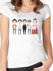 Moriarties Women's Fitted Scoop T-Shirt
