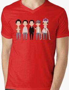 Moriarties Mens V-Neck T-Shirt