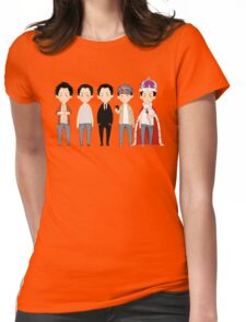 Moriarties Womens Fitted T-Shirt