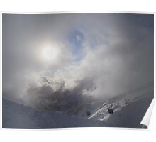 Cloud break! Poster