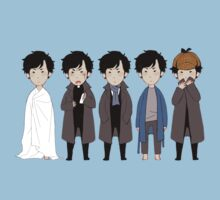 sherlocks by machomachi