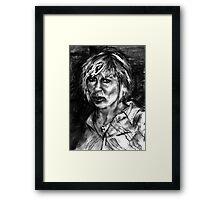 Sue Sue Framed Print