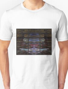 Light Painting Abstract Triptych #4 T-Shirt