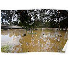 Murrumbidgee Floods - Front Row Seat Day 3 Poster
