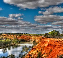 Headings Lookout - Renmark - HDR by Chris Sanchez