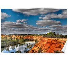Headings Lookout - Renmark - HDR Poster