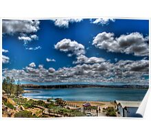 Victor Harbour - HDR Poster