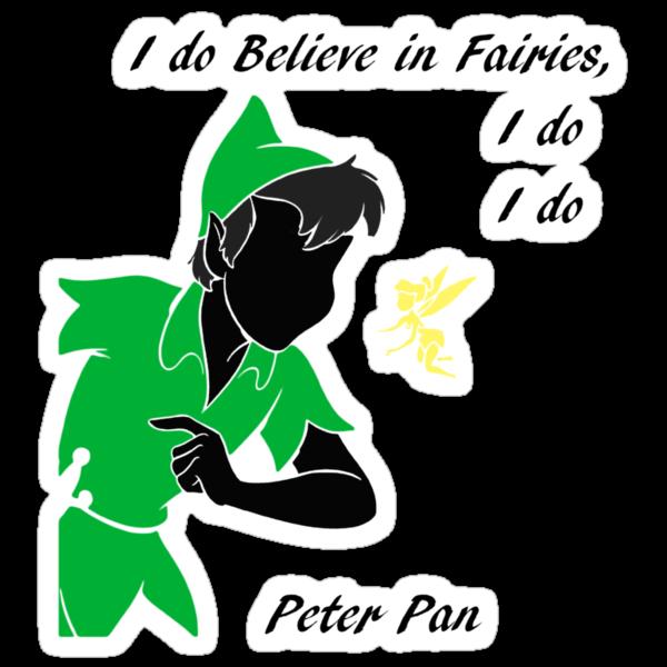 Peter Pan ,i do believe by jem16