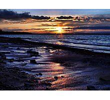 Beach Sands Photographic Print