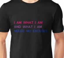 Pride - Bi I Am What I Am Unisex T-Shirt
