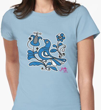 Corund Pop-Teez Womens Fitted T-Shirt