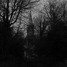 Woodvale Cemetery Brighton by ReidOriginals