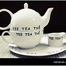 Simply Tea by Andrea Maréchal