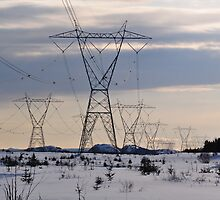 electricity by the winter by Gpetto420