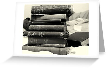 Books of a Certain Age by Barbara Shallue