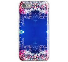 Into the Void UFA Neon Abstract #1 iPhone Case/Skin