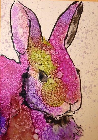 Bunny Raggitt by twopoots