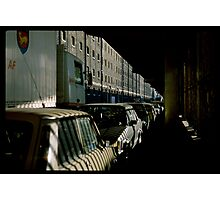 Marseille 1984 Photographic Print