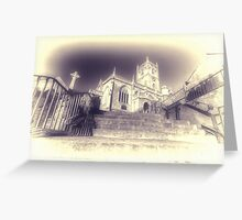 St Johns Greeting Card