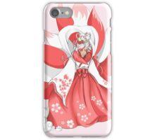Shrine Kitsune iPhone Case/Skin