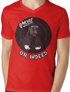 BMore Melodies Mens V-Neck T-Shirt