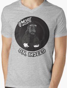BMore Melodies Mens V-Neck T-Shirt