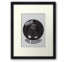 BMore Melodies Framed Print