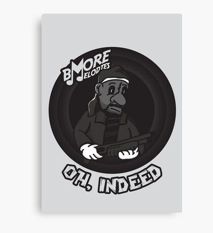 BMore Melodies Canvas Print